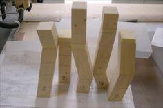 MVRDV + Vincent de Rijk (model) – Leaning Towers (presentation at Venice Biennale) Ludwig Mies Van Der Rohe, Arch Model, Scale Models, Geometry, Towers, Presentation, Venice Biennale, Architectural Models, Inspiration