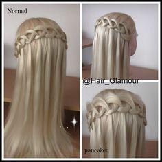 Phenomenal Bun Hair Tutorials Hairstyles And Buns On Pinterest Short Hairstyles Gunalazisus