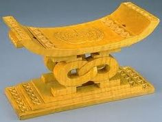 Headrest for the Ka.:.Kait - Divine Consciousness from Nyamewaa.:.Nyame