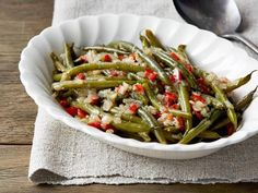 Get The Best Green Beans Ever Recipe from Food Network