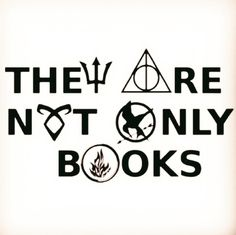 I want this tattoo! Percy Jackson, Harry Potter, Mortal Instruments, Hunger Games & Divergent