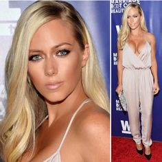 #Makeup by Allan Avendano | Kendra Wilkinson hits the red carpet for WE TV's Marriage Bootcamp premiere | #allanface #KendraWilkinson #MarriageBootcamp #redcarpet