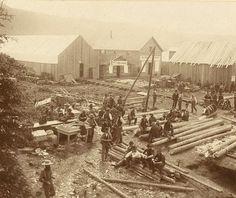 Dawson City, Yukon, 1897