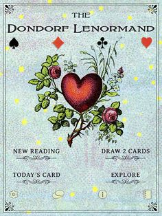 Lenormand   Dondorf Lenormand for iPhone/iPad and Android devices