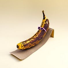 Artist Cleverly Uses Food And Everyday Objects To Create Simple, Amusing Scenes