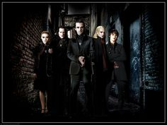 The Volturi in London