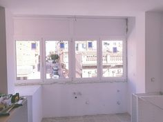 Ventanas oscilo-batiente serie STYLE 65 RPT, en lacado blanco con cristal bajo emisivo. Windows, Bass, Crystals, Ramen, Window