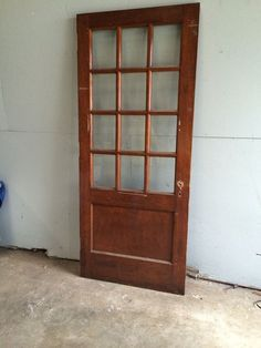 Door, 12 Light