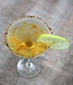 Caramel Apple Martini | Recipe | Caramel Apple Martini, Caramel Apples And  Martinis