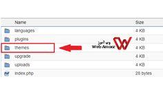 دسترسی به حساب کاربری در وردپرس از طریق cpanel