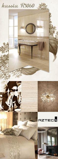 Kassia R3060: relieve, sencillez y elegancia. #elegancia #relieve #tendencia #clasico #design #hogar #home #marfil #crema #homedeco #interiordesign #estilo #reformas #ideas #azulejos #tiles #ceramica #baño #bathroom