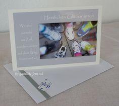 "Geburtstagskarte ""Jogger""  von PHOTOGLÜCK auf DaWanda.com"