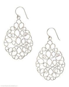 Silpada - My fav pair of earrings <3