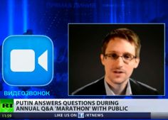Snowden to Putin: Are You Guilty of Mass Surveillance? | Common Dreams