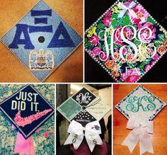 🎓 how to decorate a sorority grad cap!🎓 |