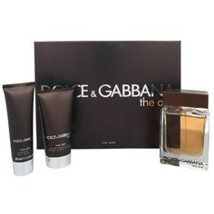 Dolce & Gabbana - The One gaveæske 100 ml EDT 50 ml AS 50 ml SG  - Mænd