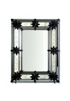Murano Glass Mirror #806s