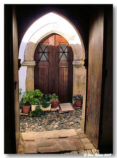 portas medievals portugal Castelo de Vide