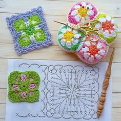😍😍 @magicmornings  Follow @threadworld ➡@threadworld  #threadworld #crochet #knit #knitting #crocheting #yarn #etsy #amigurumi #handmade #كروشيه #crochettutorial #instacrochet #tricot #lace #beads #beading #embroidery #broderie #beadembroidery #weaving #amigurumi #crochetdoll #freecrochetpattern #crochetaddict