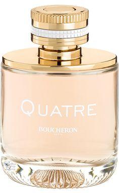 Brilliant Luxury * Boucheron Paris ~ Quatre For Women #Fragrance