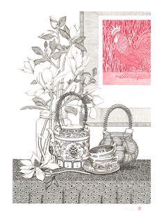 patrick christie ink. - portfolio on Behance