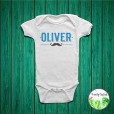 Hey, I found this really awesome Etsy listing at https://www.etsy.com/listing/232619745/custom-baby-boy-onesie-personalized