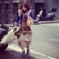 Spotted today in Tokyo Harajuku Laforet – Early Autumn Trends
