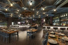 Bésame Mucho Milan / Ricardo Casas Design | ArchDaily Save this picture! Bésame Mucho is a restaurant that seeks to position the real Mexican cuisine named by UNESCO as intangible heritage of humanity in 2010 in the European market. via Pocket IFTTT  Pocket  interiors  lighting designer October 21 2016 at 06:56PM