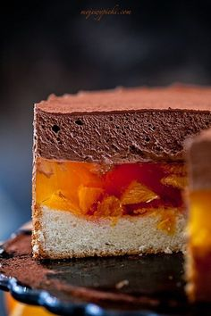 Polish Cake Delicja ^  pl https://de.pinterest.com/beataskorupski/polish-cakes-other-sweet-stuff/