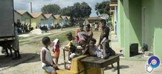 Realizada a reintegração de posse de 50 casas no Guarani em Prado