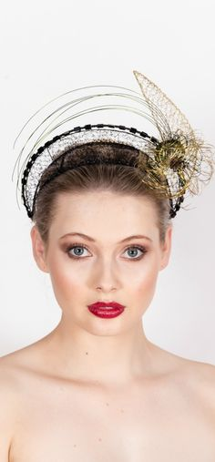 Milliner: Lisa Alexander Design Photographer: Teardrop Studio (John Mckay) @teardropstudio Make up: Maren Holm @marenholm1 Model: Rhiannon @rhiannonjeanmay Vote in the 2017 MAA Design Award – People's Choice. Cast your vote for the  chance to win a prize.  T&C:  By voting you agree to go onto our mailing list.Voting closes Friday July 7th 2017 at midnight