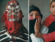 """The Polyglot: From the Vogue Archives: Irving Penn's """"Veiled Mystery of Morocco"""""""