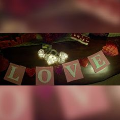 Crafting for Valentine Session tomorrow ✨