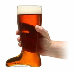 boot shaped beer stein - boot room (geddit?!)with either an NT beer in it or York brewery beers, tie in with food? Gimmick anyone??!