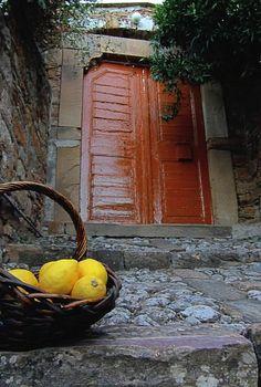 Kampos, Chios Island, Aegean Sea, Greece | by tolis*