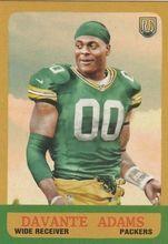 2014 Topps 1963 Mini #329 Davante Adams, Green Bay Packers