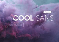 Cool Sans Free Download - is a creative font that is very versatile, we provide 12 family fonts are very handsome, very suitable for minimalist concept.