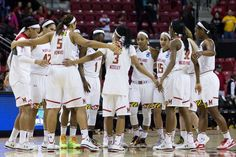 Maryland women's basketball NCAA tournament attendance increases