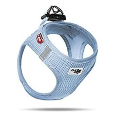 """cool Curli Vest Harness Air-Mesh Dog Harness Pet Vest No-Pull Step-in Harness with Padded SkyBlue M MEDIUM dog harness – Great for dogs with Neck (shoulder) Girth:12.6""""–13.4"""", Chest Girth:17.3""""–18.9"""". Measure around the widest part of the neck (shoulder) and the chest. Size MEDIUM fits the following breeds best: Maltese, Havanese, Jack Russel Terrier, Dachshund, Shih Tzu, Cairn Terrier, Minia... Nylons, Camo, Neck Injury, Norfolk Terrier, Dog Steps, Cat Sweaters, West Highland Terrier, Himmelblau, Cairn Terrier"""