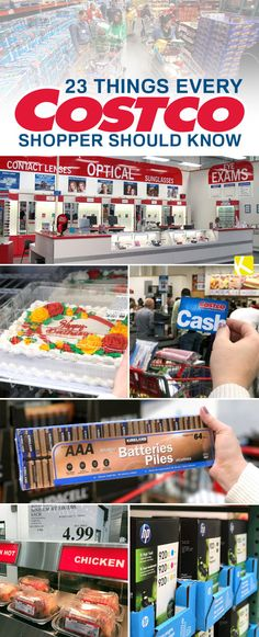 23 Things Every Costco Shopper Should Know