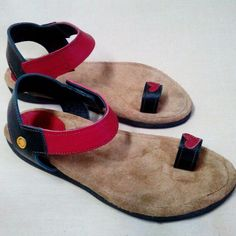 Handmade leather sandals 2015