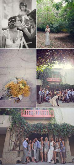 HEY LOOK: LOVING VINTAGE WEDDINGS