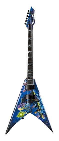 Dean Dave Mustaine Signature. Rust in Peace Anniversary Edition