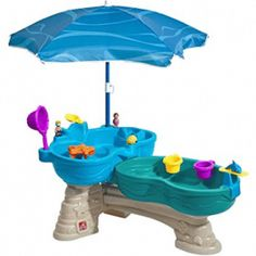 Little ones have never seen a water table quite like the Spill & Splash Seaway Water Table. Little adventurers can create a cascading waterfall on this multi-level sensory play table. Best Water Table, Sand And Water Table, Toddler Preschool, Toddler Toys, Kids Toys, Children's Toys, Toddler Crafts, Water Toys, Water Play