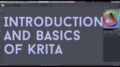 Introduction to Krita - Photoshop & Corel Photopaint FREE alternative!
