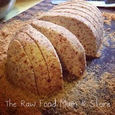 Raw Bread Recipe that will change the way you eat bread!