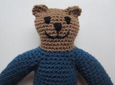 Crochet Sloth, Crochet Toys, Mother Bears, Bear Face, Teddy Bear, Boys, Projects, Fictional Characters, Baby Boys
