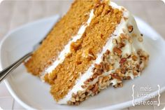 Made this for Easter and I must say it is the best Carrot Cake I have ever had. It got rave reviews from the family and has become a new tradition.