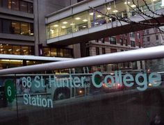 Hunter College Station