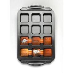 square cupcake pan
